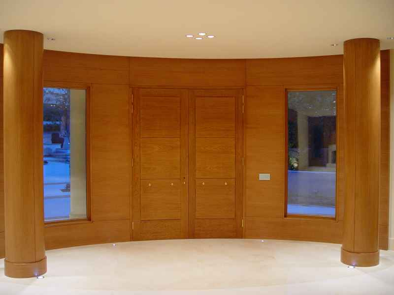 entrance interior